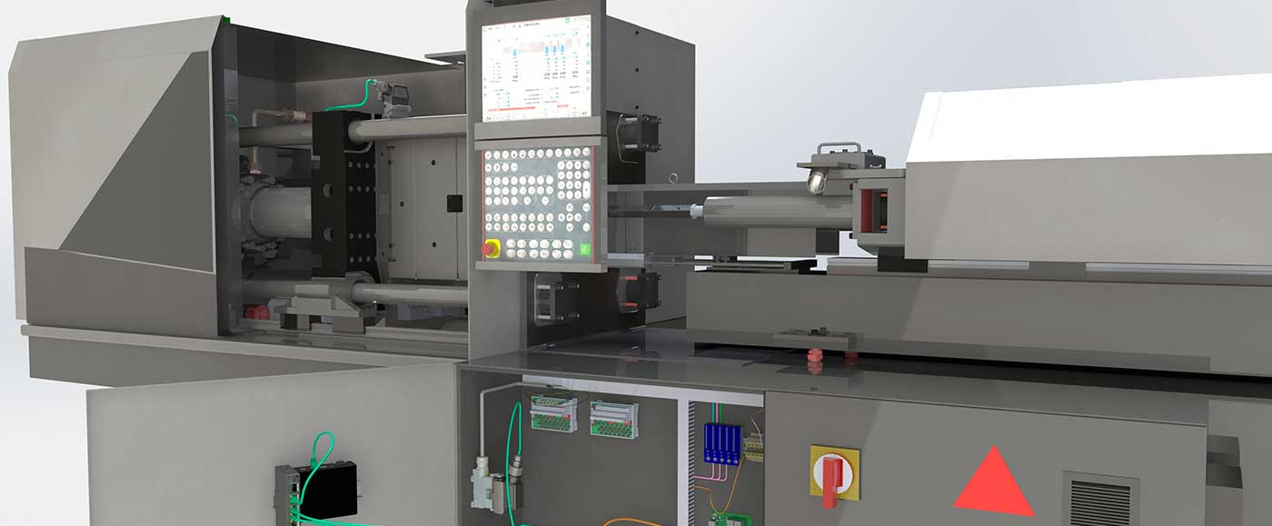 Plastic Injection Moulding Processes